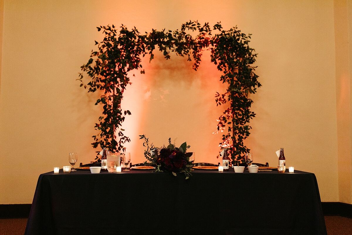 Fall Wedding at The Venue - T+J-0025