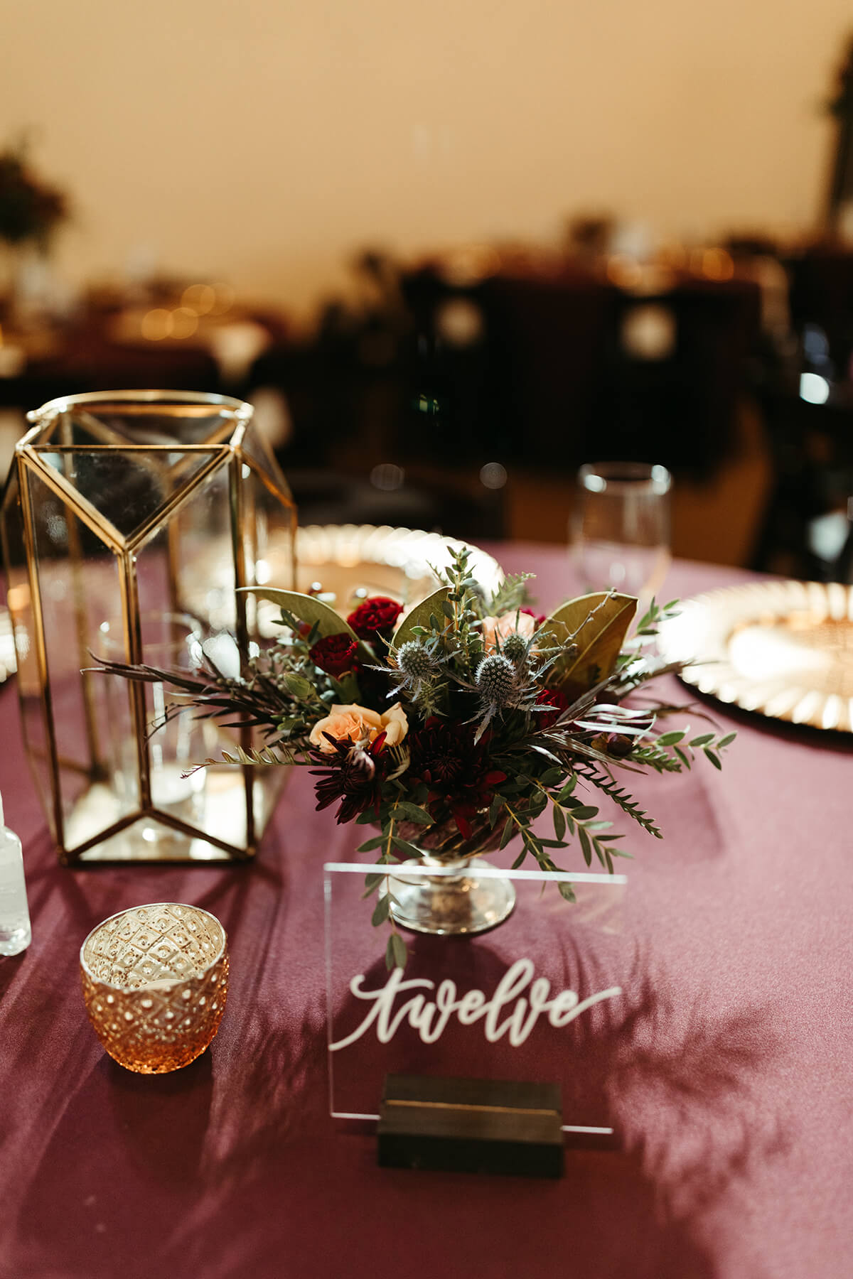 Fall Wedding at The Venue - T+J-6663