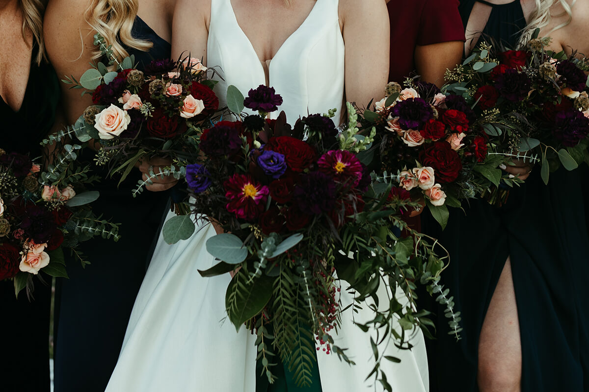 Fall Wedding at The Venue - T+J-8656